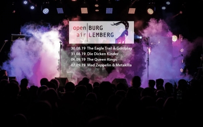 Open Air Burg Lemberg 2019