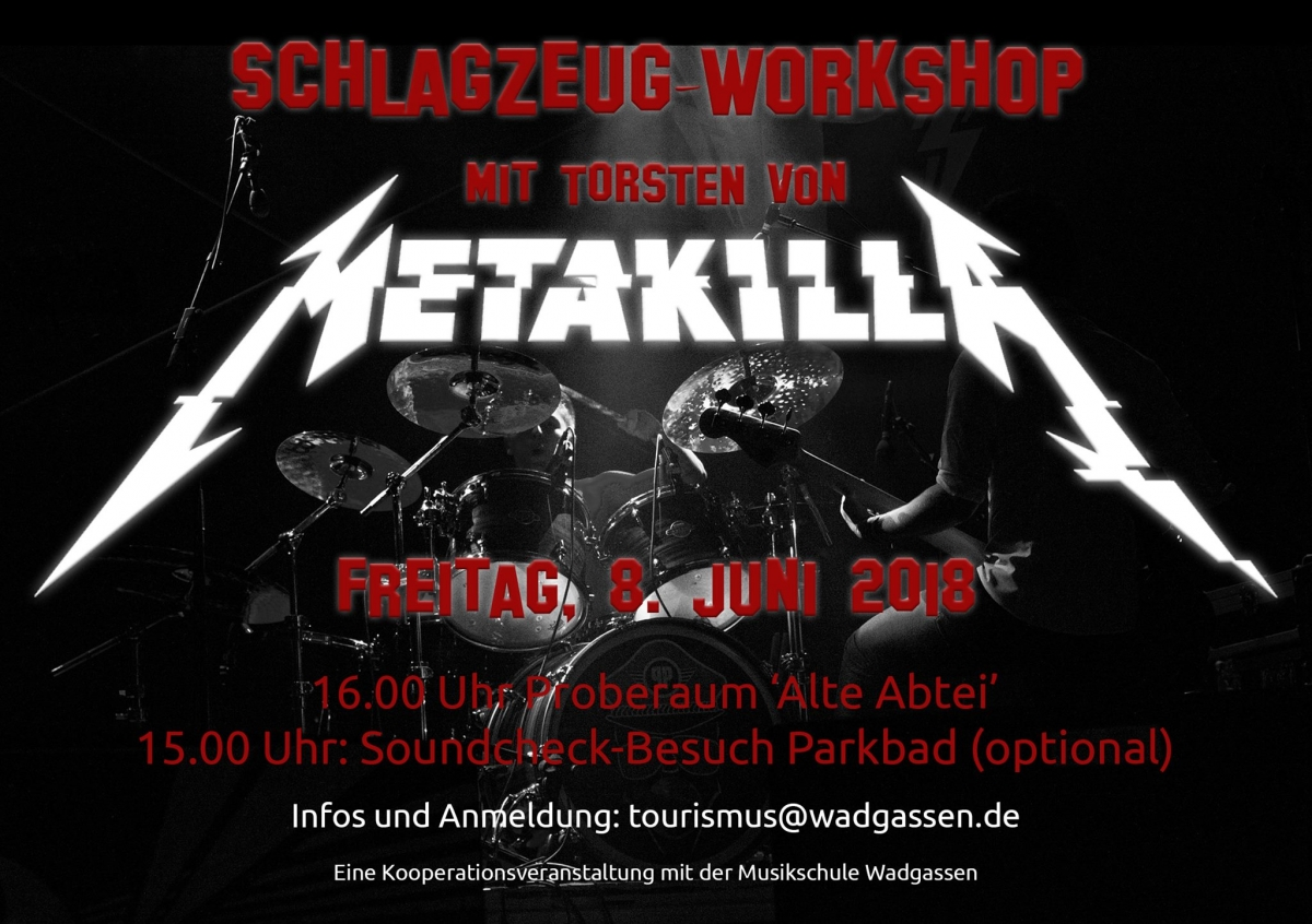Workshop mit Torsten